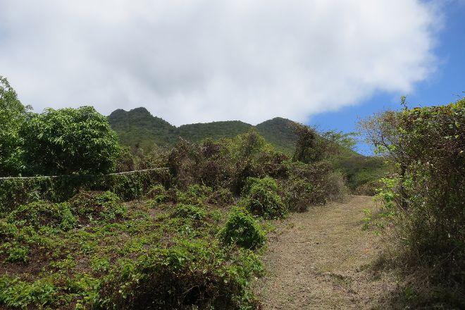 Quill/Boven National Park, St. Eustatius