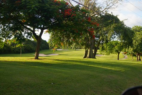 Four Seasons Golf Course, Charlestown, St. Kitts and Nevis