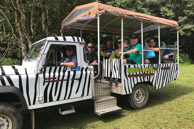 Greg's Safaris, Basseterre, St. Kitts and Nevis