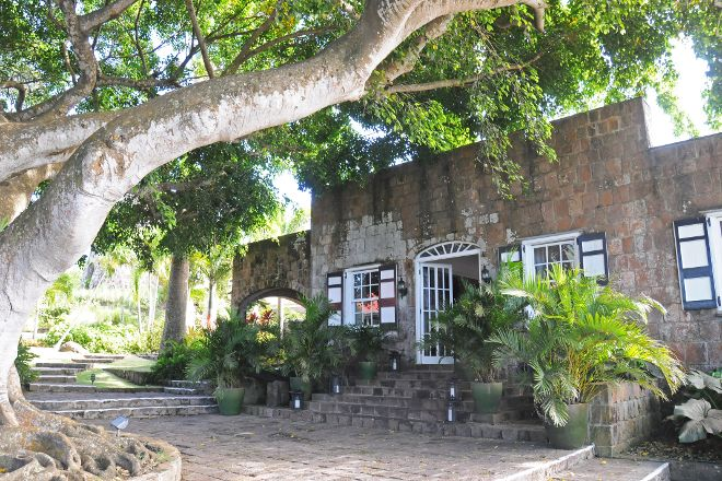 Montpelier House, Nevis, St. Kitts and Nevis