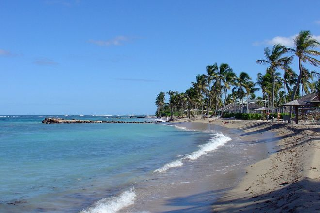 Newcastle Beach, Nevis, St. Kitts and Nevis