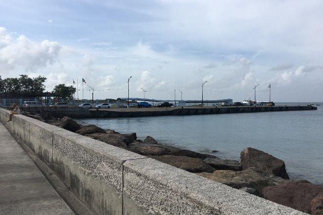 Port of Charlestown, Charlestown, St. Kitts and Nevis