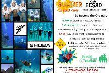 SNUBA St Lucia