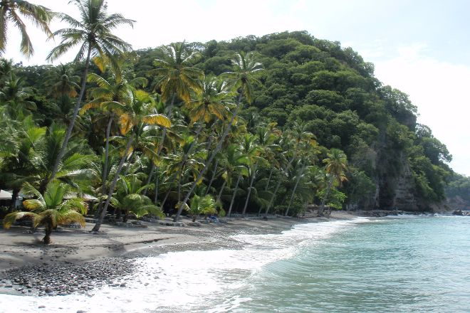 Anse Mamin, Soufriere, St. Lucia