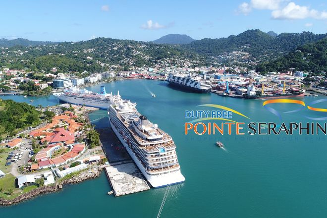 Duty Free Pointe Seraphine, Castries, St. Lucia