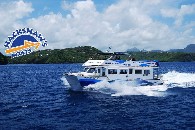 Hackshaw's Boat Charters, Castries, St. Lucia