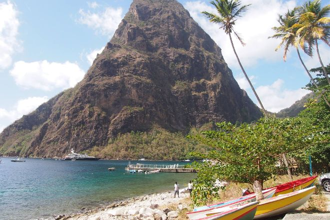 Soufriere Marine Management Area, Soufriere, St. Lucia
