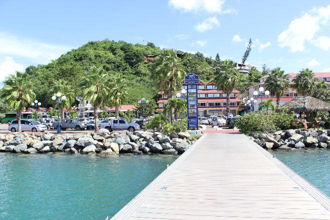 Boardwalk, Philipsburg, St. Maarten-St. Martin