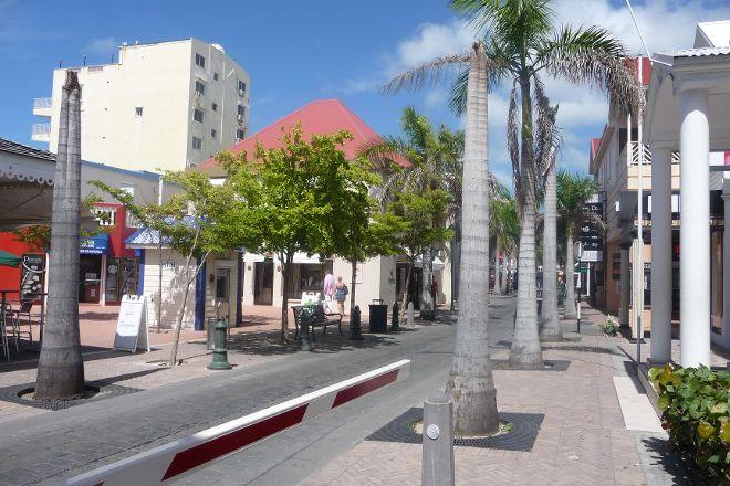 Frontstreet, Philipsburg, St. Maarten-St. Martin