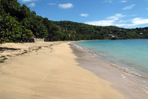 Princess Margaret Beach, Port Elizabeth, St. Vincent and the Grenadines