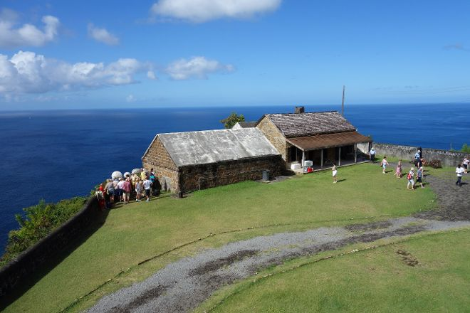 Fort Charlotte, Kingstown, St. Vincent and the Grenadines