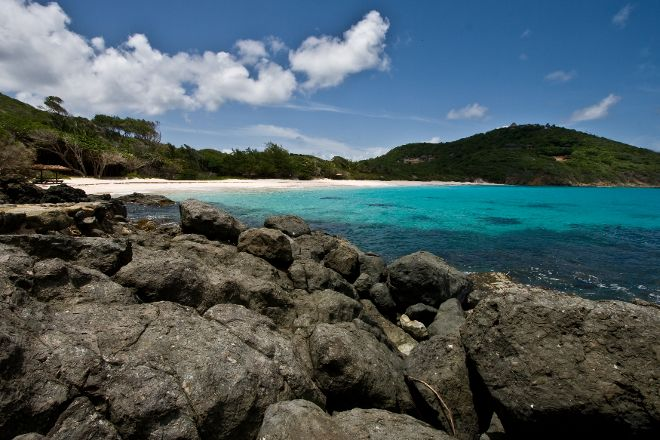 Macaroni Beach, Mustique, St. Vincent and the Grenadines