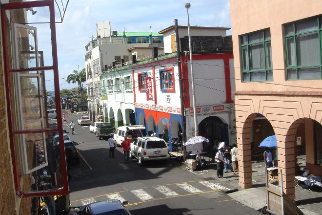 Market Square, Kingstown, St. Vincent and the Grenadines