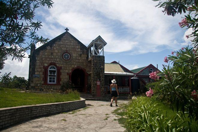 Mayreau Catholic Church, Mayreau, St. Vincent and the Grenadines