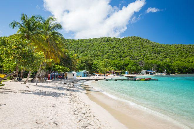 Salt Whistle Bay, Mayreau, St. Vincent and the Grenadines