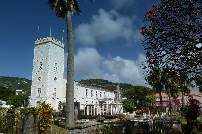 St. George's Cathedral, Kingstown, St. Vincent and the Grenadines