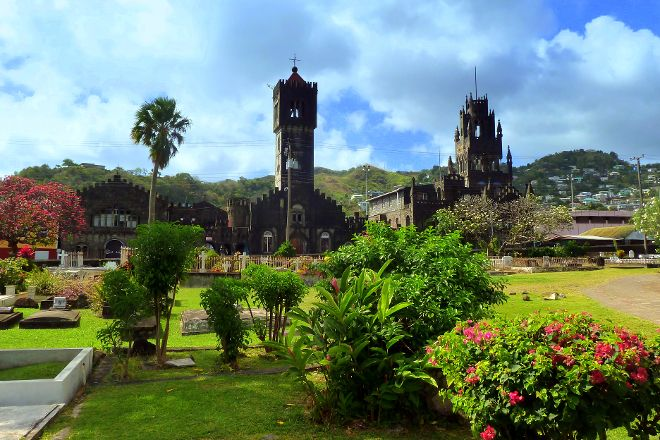 St. Mary's Cathedral of the Assumption, Kingstown, St. Vincent and the Grenadines
