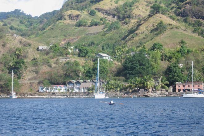 Wallilabou River, St. Vincent, St. Vincent and the Grenadines