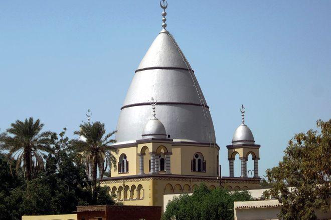 Tomb of Muhammad Ahmad (Madhi), Omdurman, Sudan