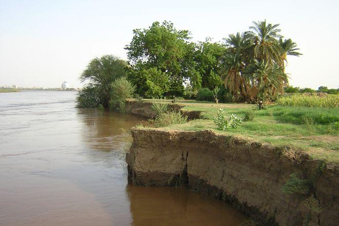 Tuti Island, Khartoum, Sudan