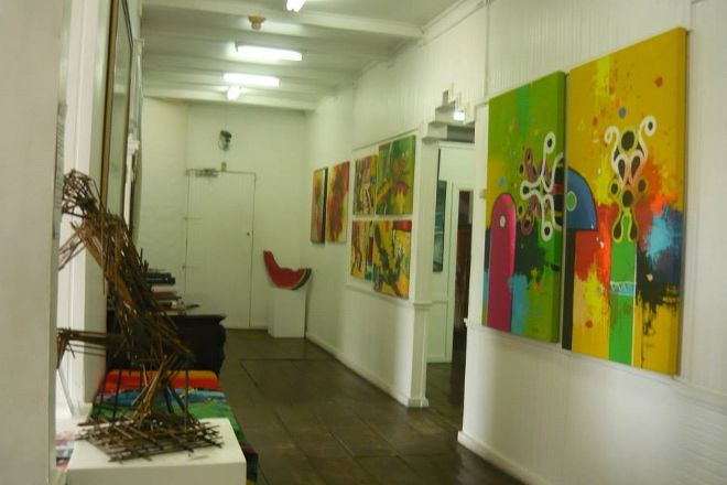 Ready Tex Art Gallery, Paramaribo, Suriname