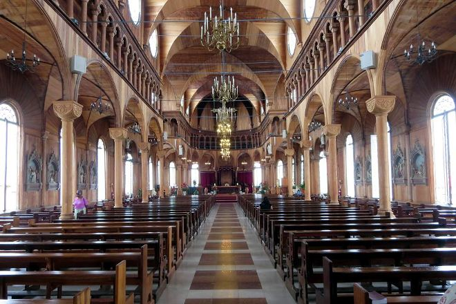 Saint Peter and Paul Basilica, Paramaribo, Suriname