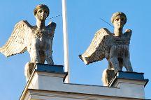 Lund University Main Building, Lund, Sweden