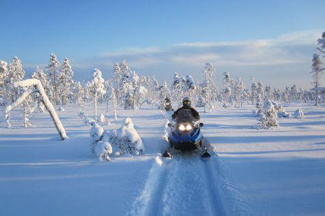 CreActive Adventure, Gunnarsbyn, Sweden