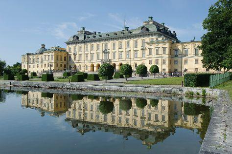 Drottningholm Palace, Drottningholm, Sweden