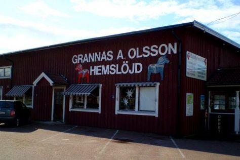 Grannas A. Olssons Hemslojd, Nusnas, Sweden
