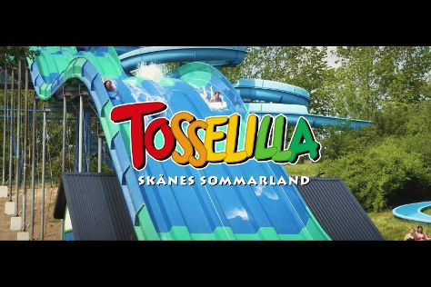 Tosselilla Sommarland, Tomelilla, Sweden
