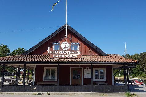 Uto Gasthamn, Uto, Sweden