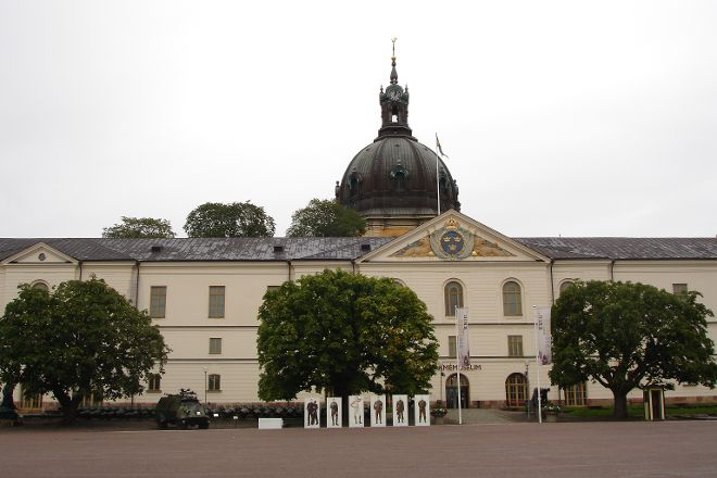 Army Museum, Stockholm, Sweden