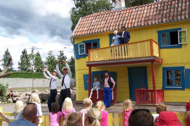 Astrid Lindgren's Worlds guest, Vimmerby, Sweden