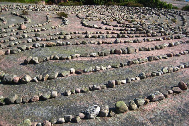 Bla Jungfrun Nationalpark, Oland, Sweden