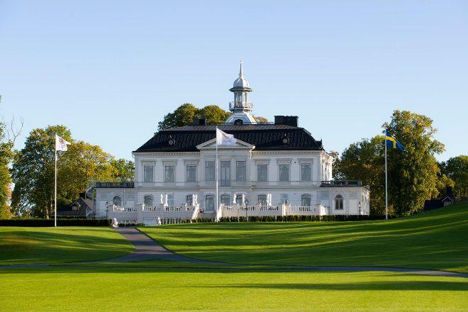 Bro Hof Slott Golfbanor, Bro, Sweden