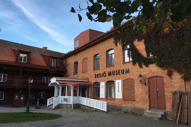Eksjo Museum, Eksjo, Sweden