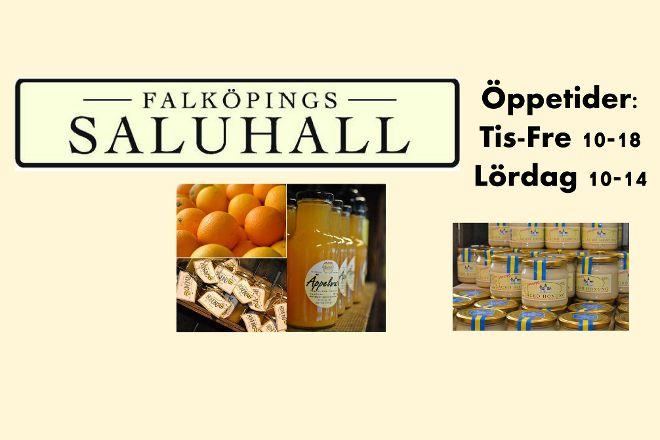 Falkopings Saluhall, Falkoping, Sweden