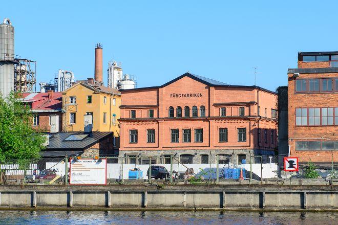 Fargfabriken, Stockholm, Sweden