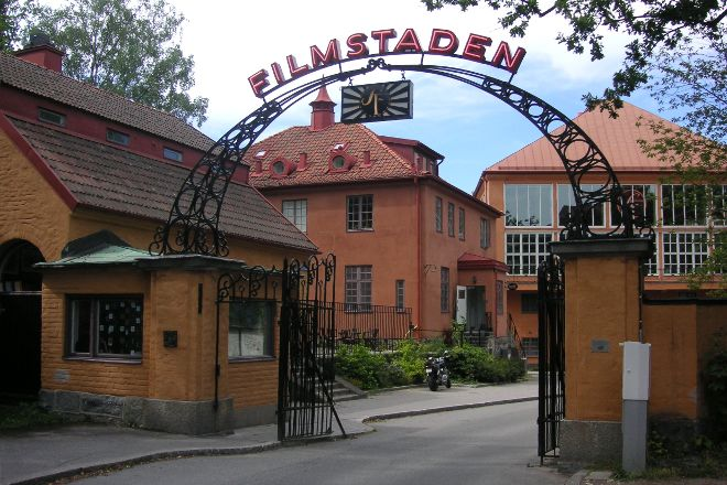 Filmstaden, Solna, Sweden
