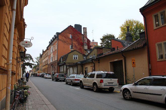 Fjallgatan, Stockholm, Sweden