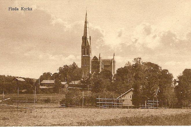 Floda kyrka, Katrineholm, Sweden
