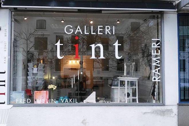 Galleri Tint, Lysekil, Sweden