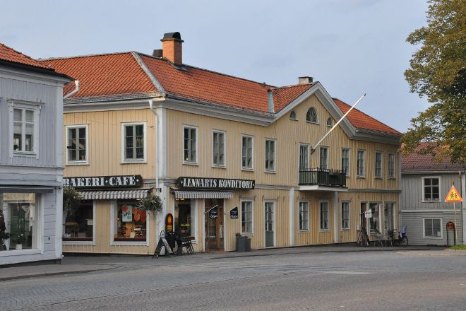 Gamla Stan, Eksjo, Sweden