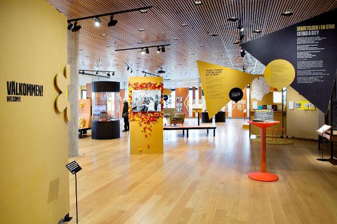 Kvinnohistoriskt Museum, Umea, Sweden