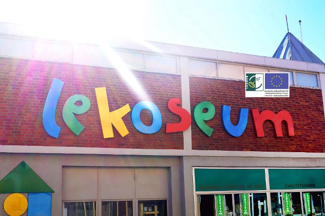 Lekoseum, Osby, Sweden