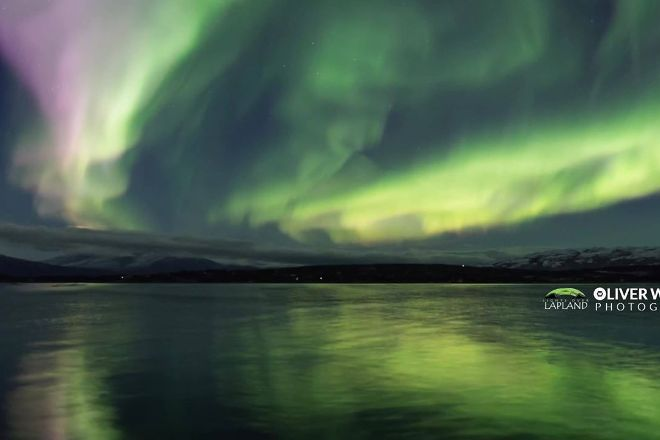 Lights Over Lapland, Abisko, Sweden