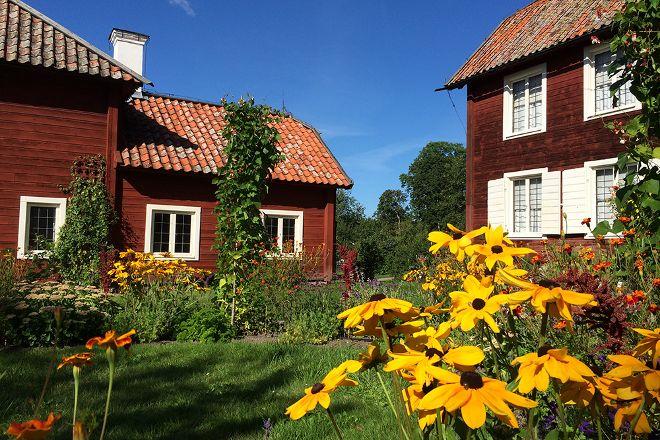 Linnaeus' Hammarby, Uppsala, Sweden