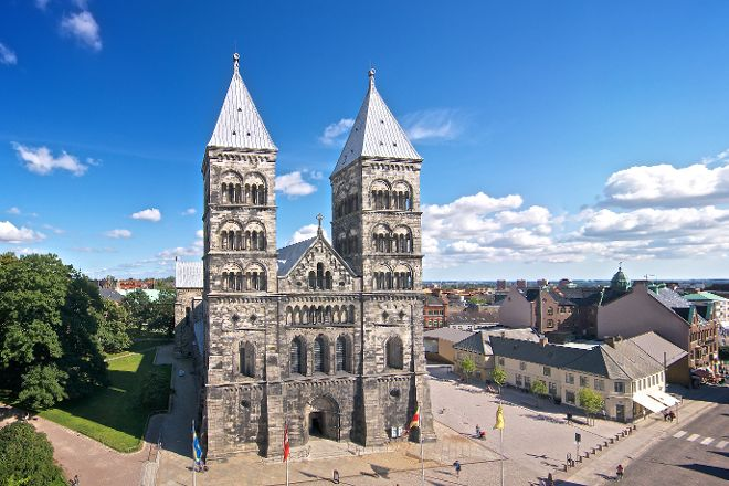 Lund Cathedral, Lund, Sweden