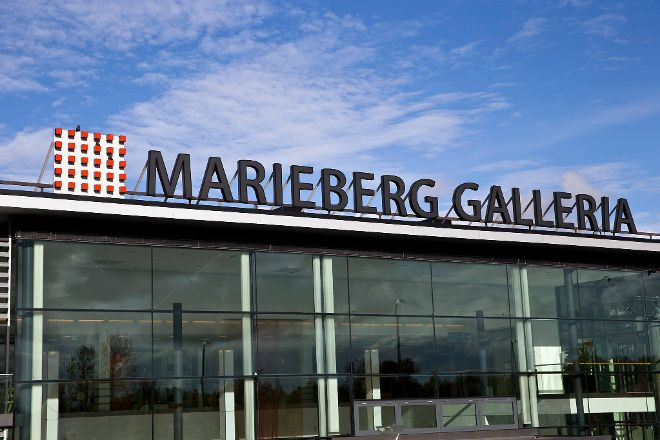 Marieberg Galleria, Orebro, Sweden